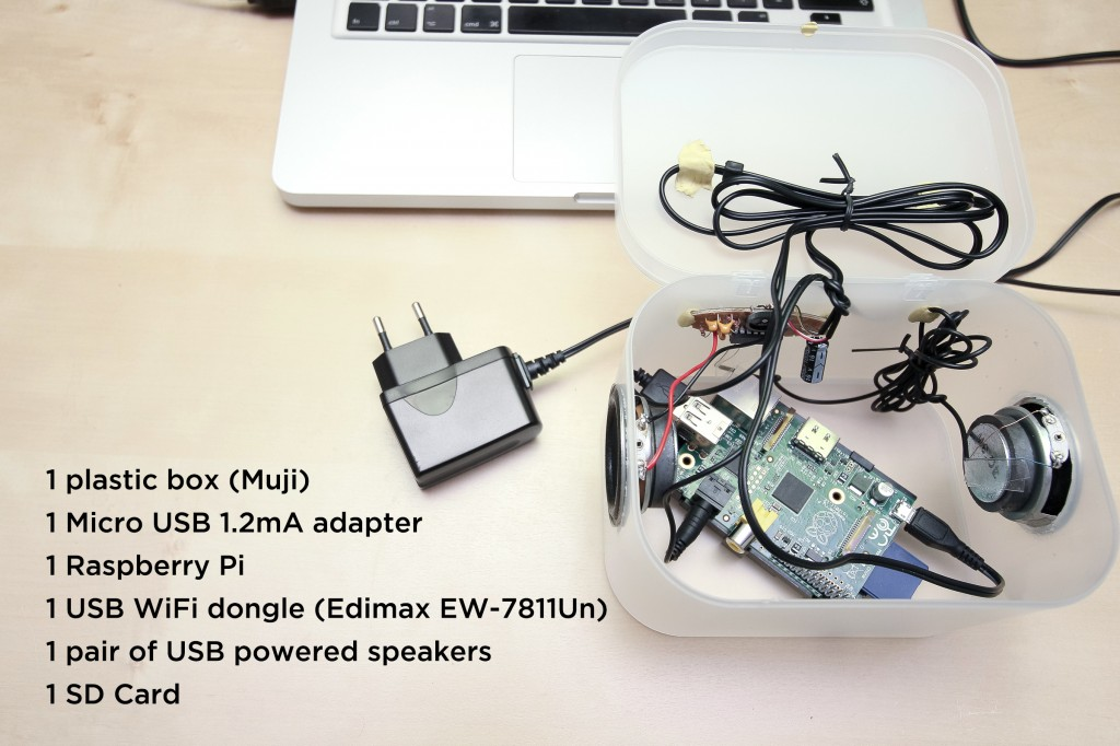 raspberrypi_diy_airplay_speaker_components