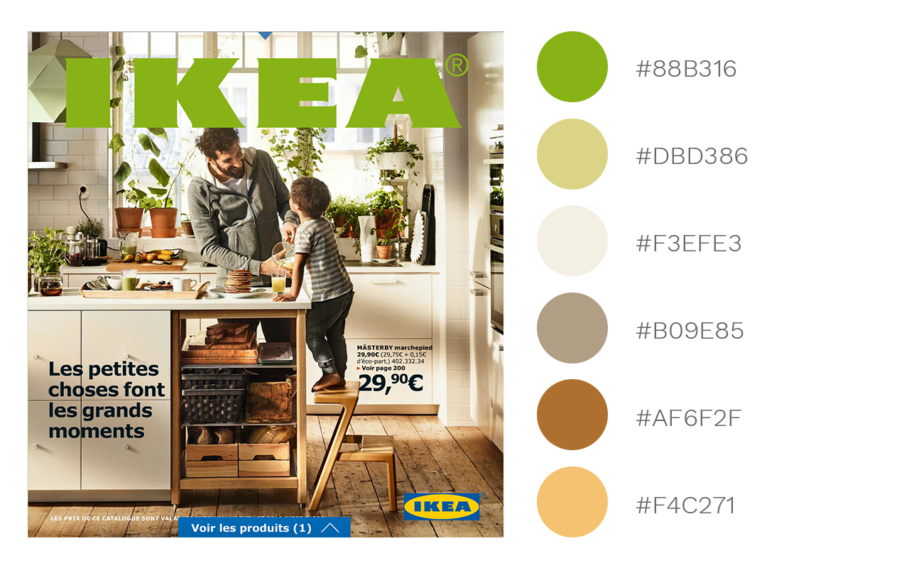 The Colors Of Ikea 2016 Blog De Maurice Svay